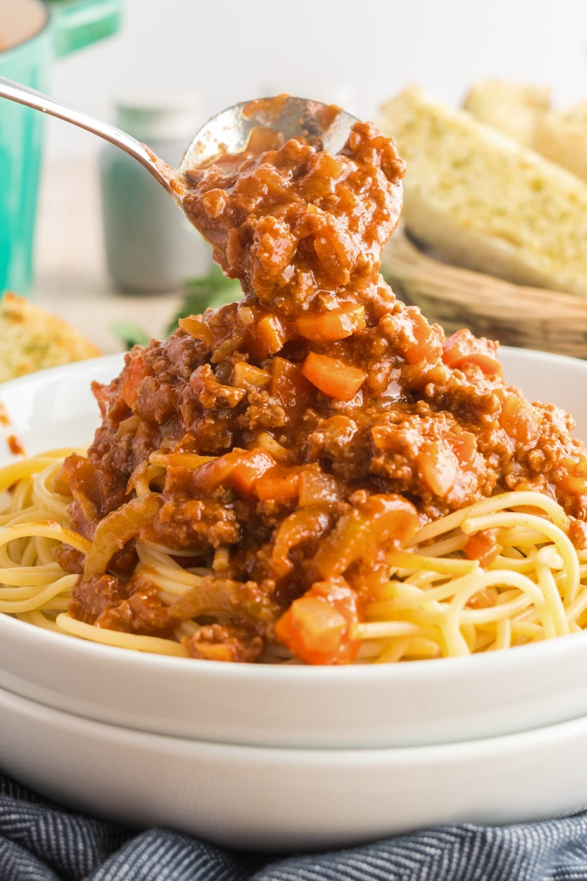 Easy And Tasty Spaghetti Bolognese Kylee Cooks