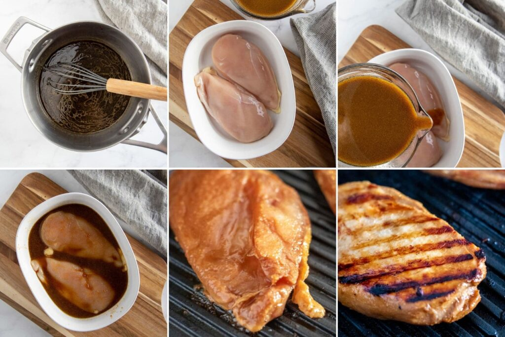how to make a marinade