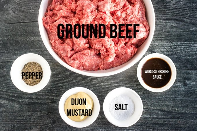 beef burger ingredients