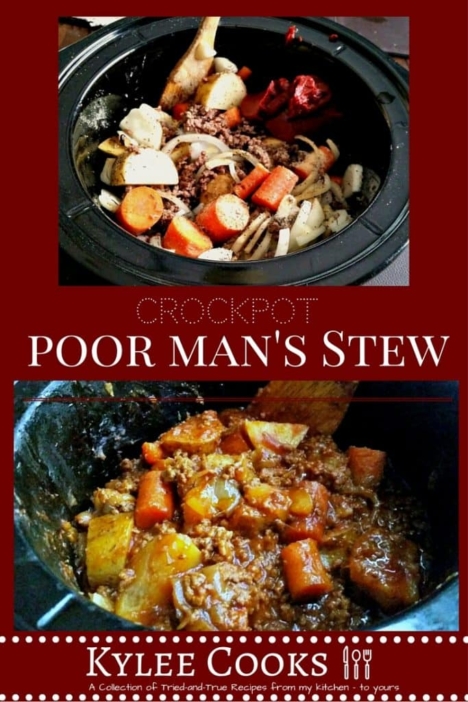 Poor Man's Stew