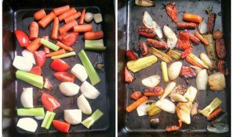 DIY: Roasted Vegetable Stock