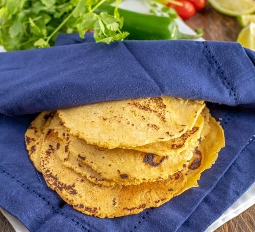 Homemade Corn Tortillas With Step By Step Photos Kylee Cooks
