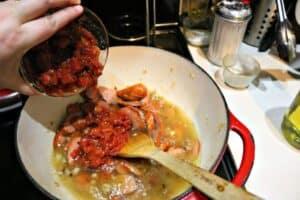 One Pan Southwestern Style Pasta