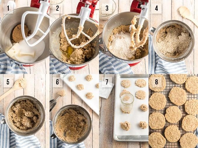 how to make oatmeal cookies