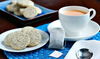 Fragrant Earl Grey Tea Cookies