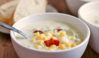 Best Ever Corn Chowder