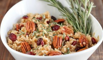 Harvest Brown Rice Pilaf