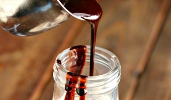 Easy Homemade Chocolate Syrup