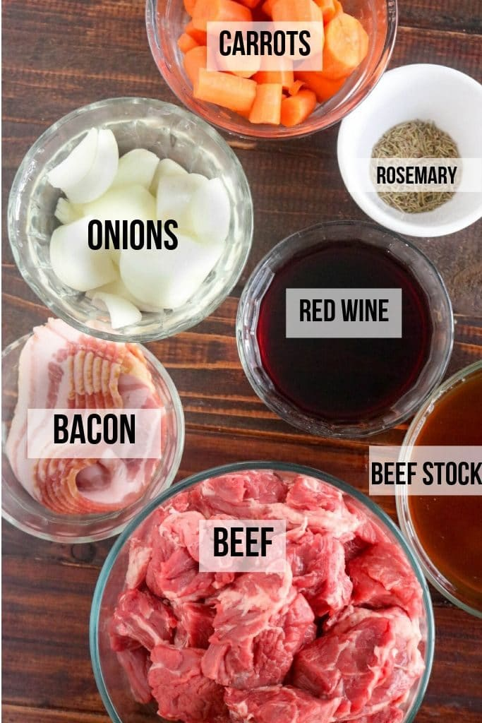 instant pot beef stew ingredients
