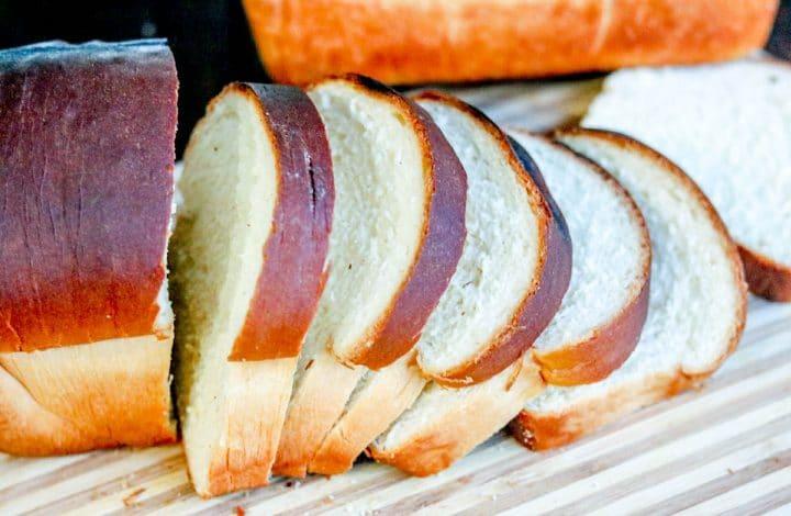 Soft Buttermilk Sandwich Bread