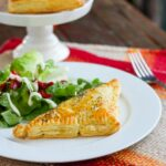 Savory Chicken & Rice Turnovers