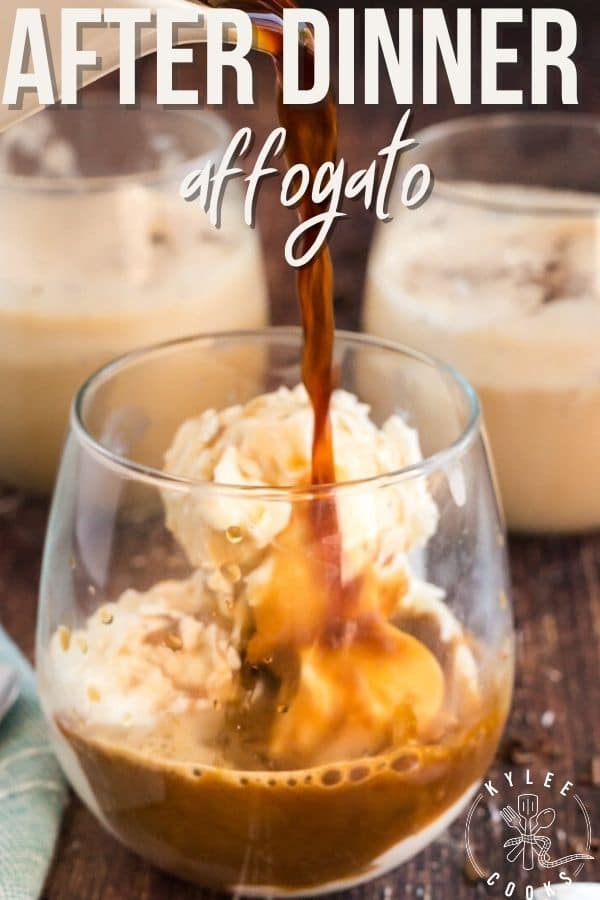 affogato pin with text overlay