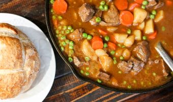 Skillet Beef & Guinness Stew