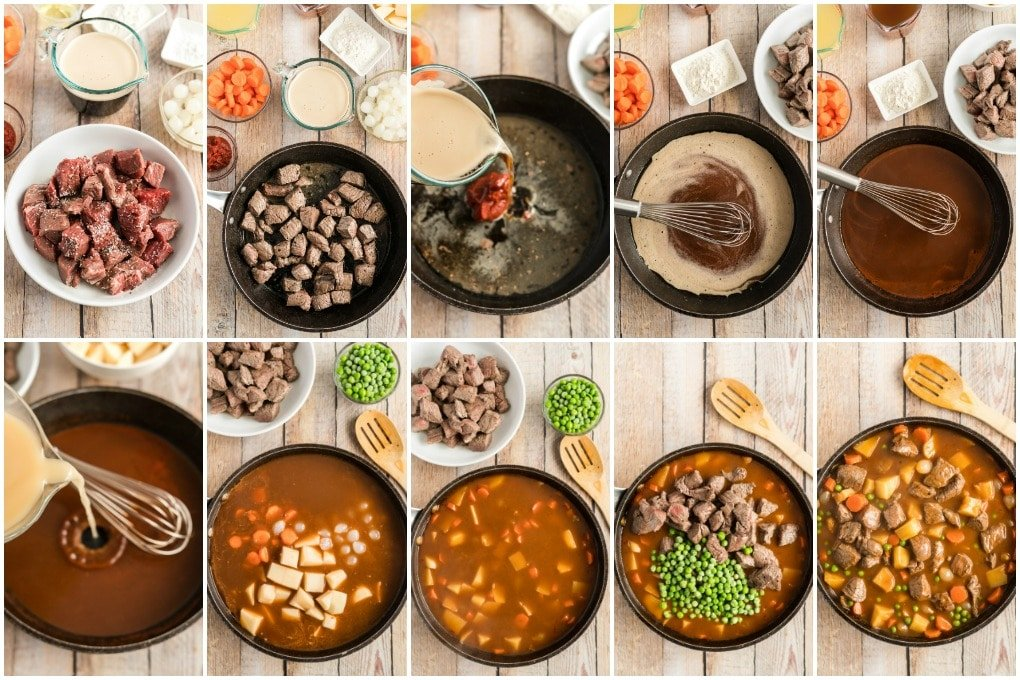 how to make guinness beef stew