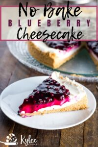 No Bake Blueberry Cheesecake 600x900 PIN