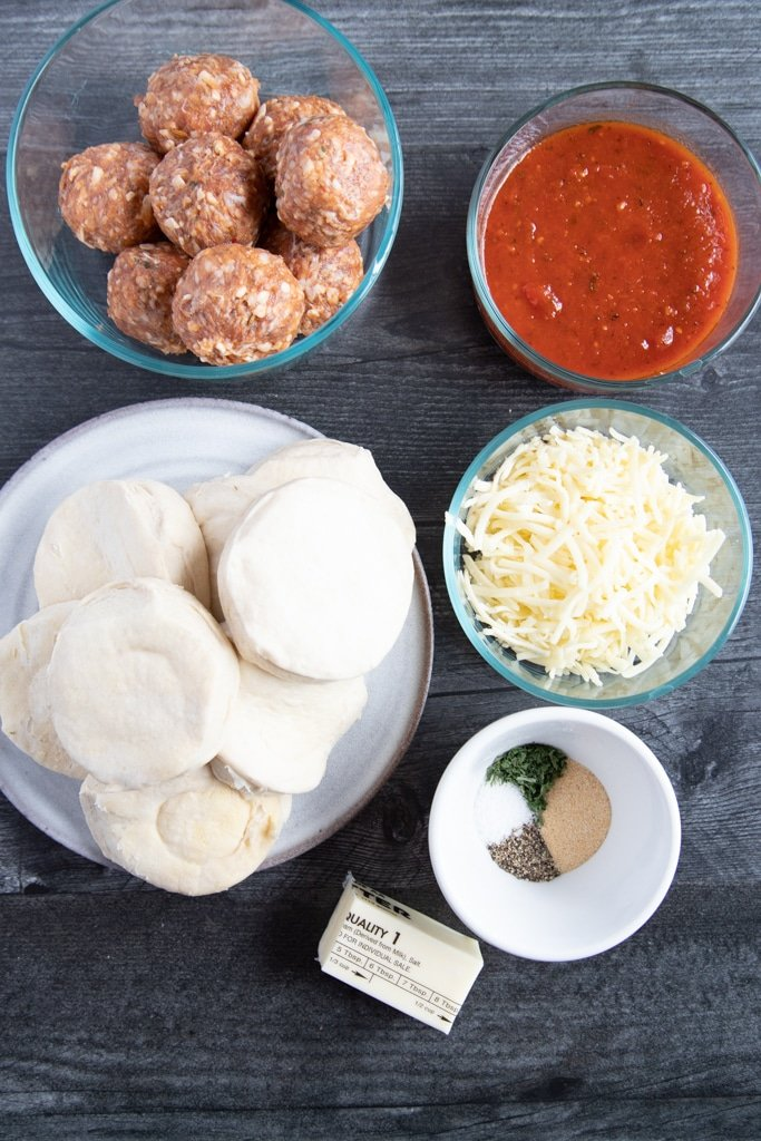 meatball bombs ingredients