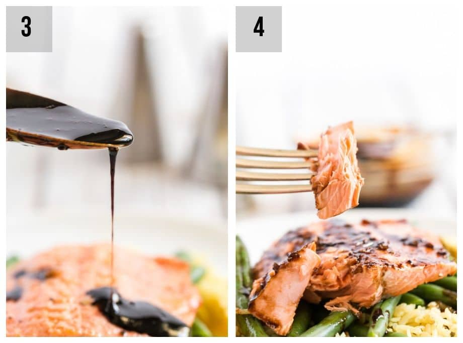 pan seared salmon step by step