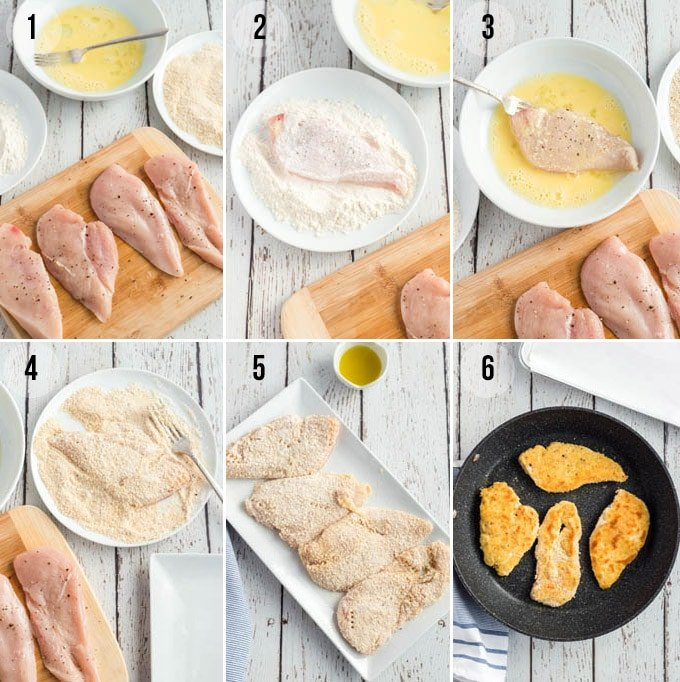 how to make chicken piccata