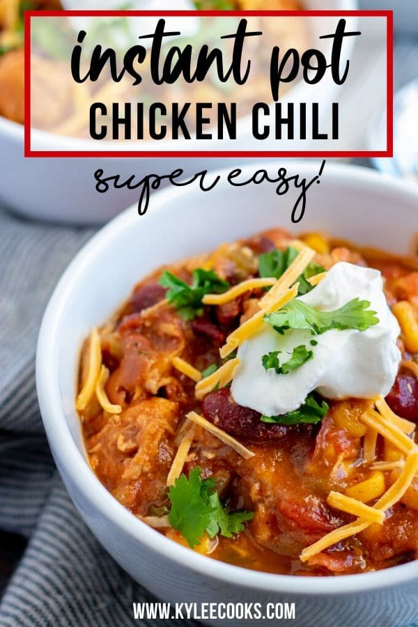 chicken chili with text overlay