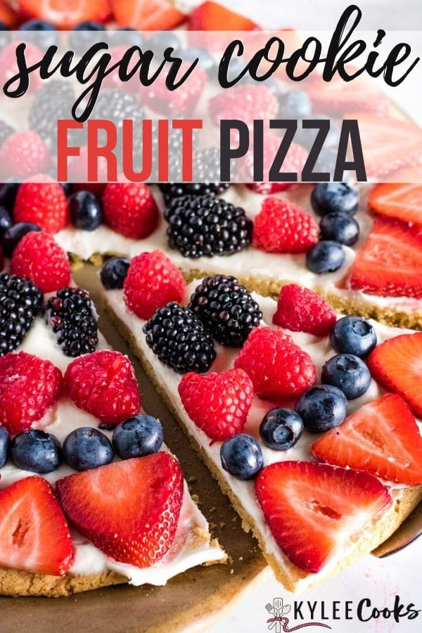 fruit pizza pin with text overlay