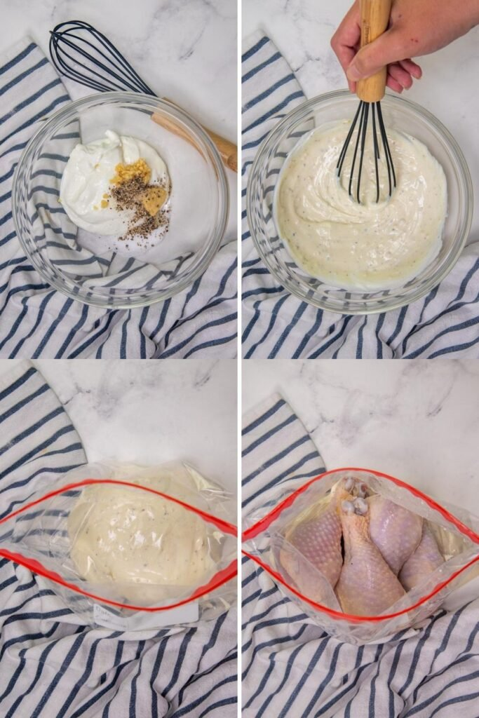 how to marinating chicken for oven frying