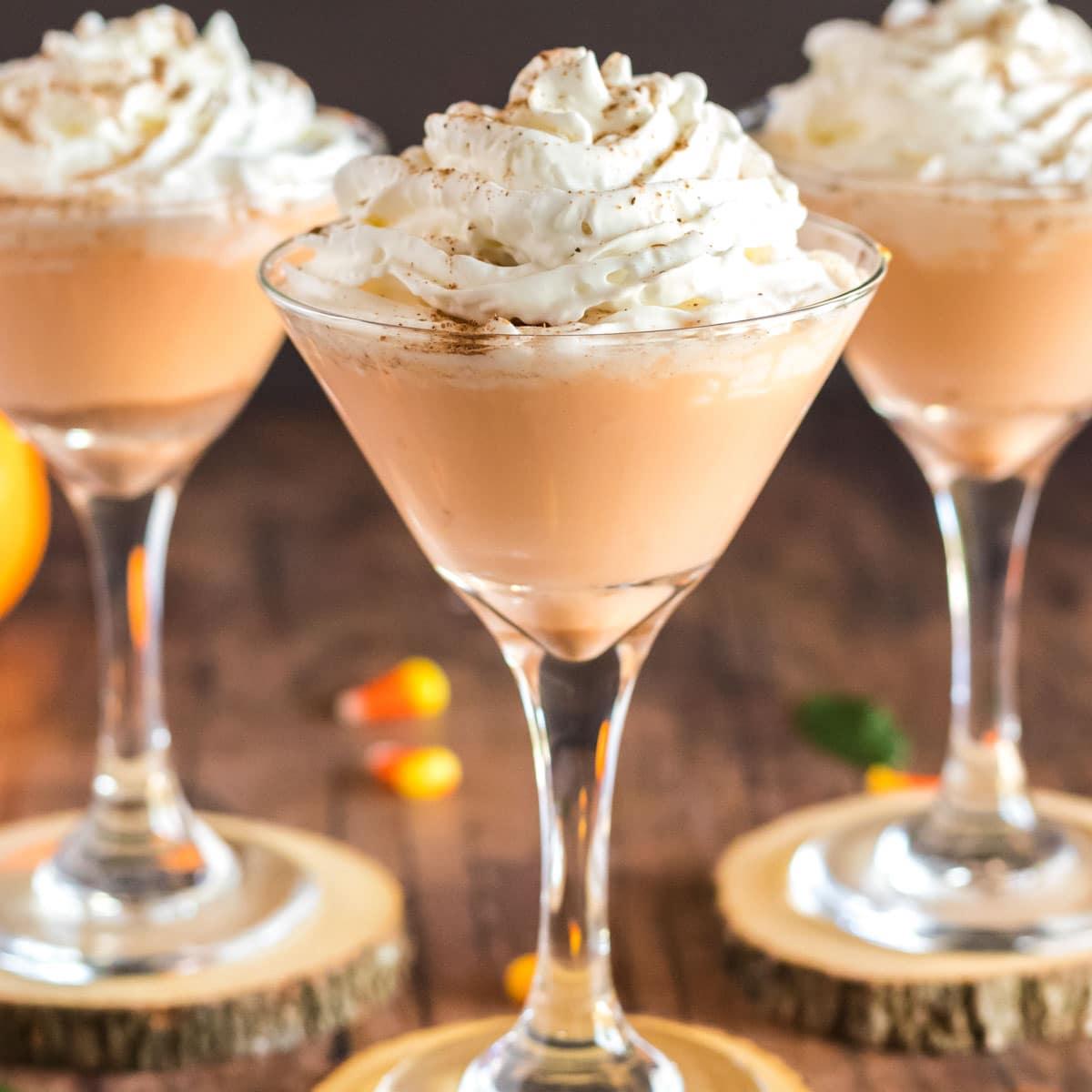Easy Pumpkin Martini Recipe