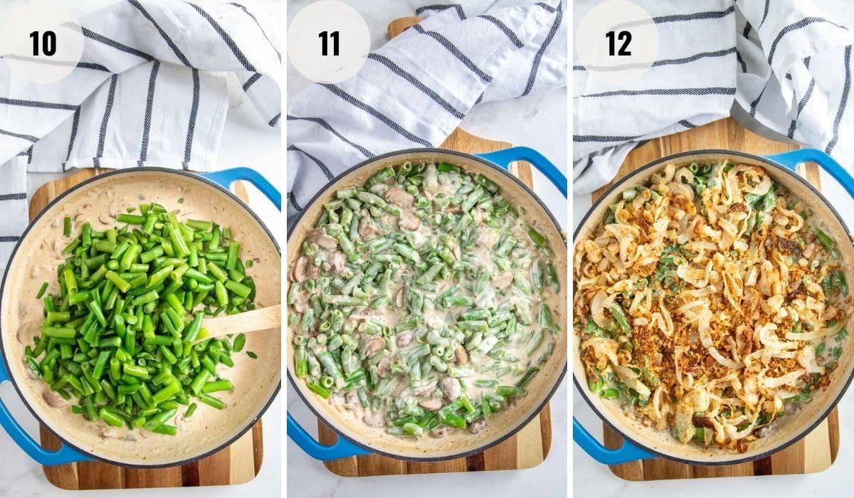 Copy of Green Bean Casserole - Steps 10-12